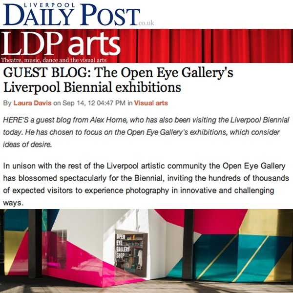 GUEST BLOG: The Ope Eye Gallery's Liverpool Biennial Exhibitions'