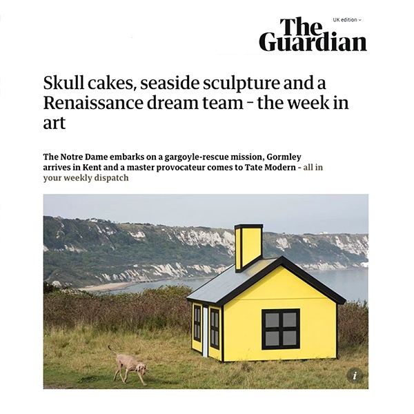 Skull cakes, seaside sculpture and a Renaissance dream team- the week in art