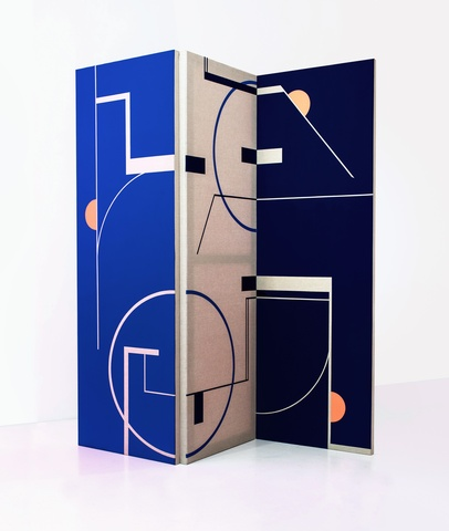 E-1027 (Eileen Gray) Screen